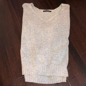 BM Gray sweater